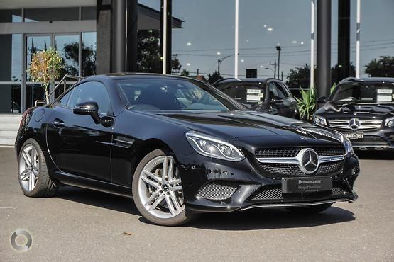 2018 Mercedes-Benz SLC 200