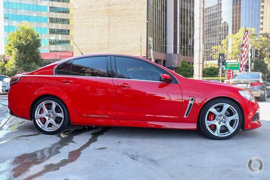 2015 Holden Special Vehicles Clubsport  GEN-F