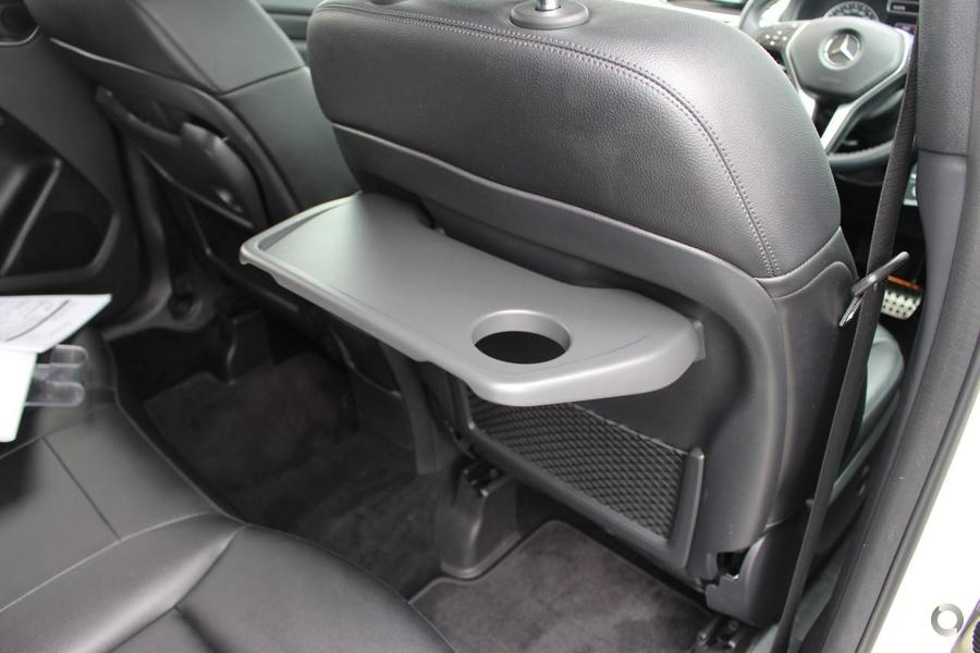 2014 Mercedes-Benz B 250 Hatch