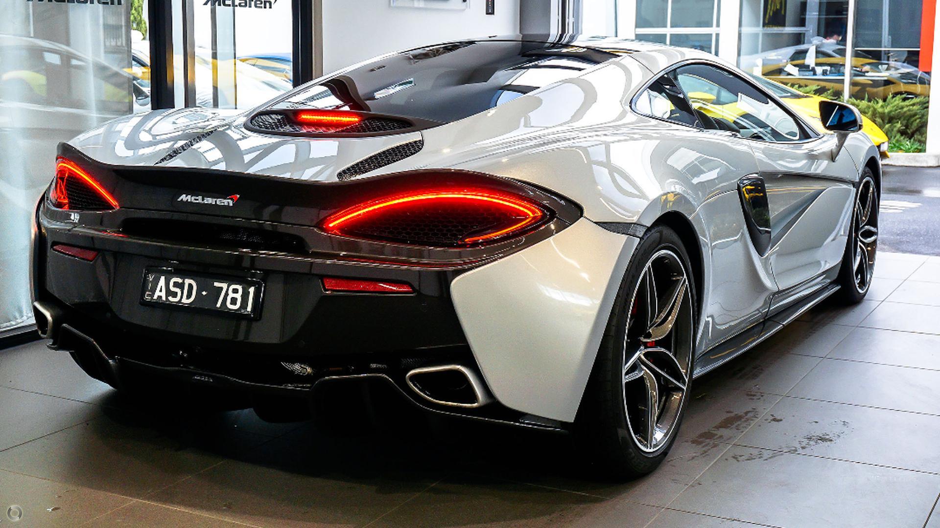 2017 McLaren 570GT  (No Series)