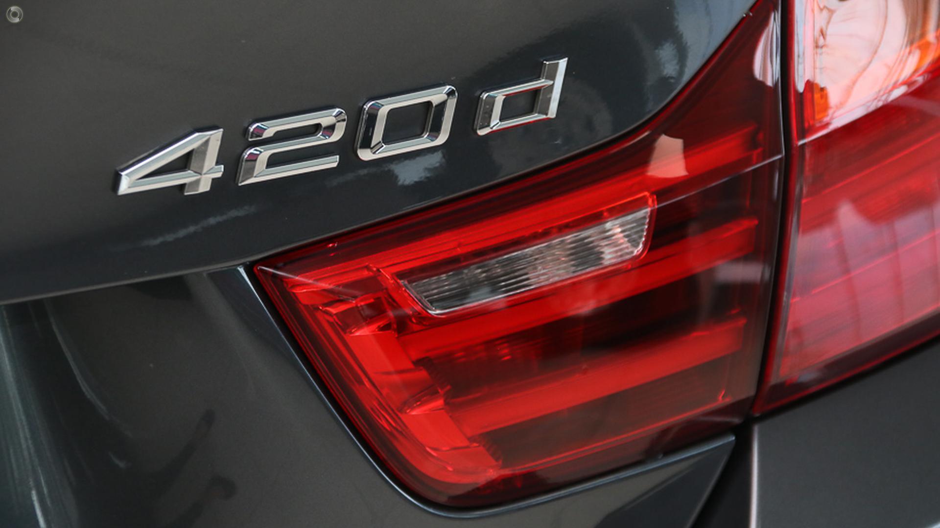 2013 Bmw 420d Sport Line F32