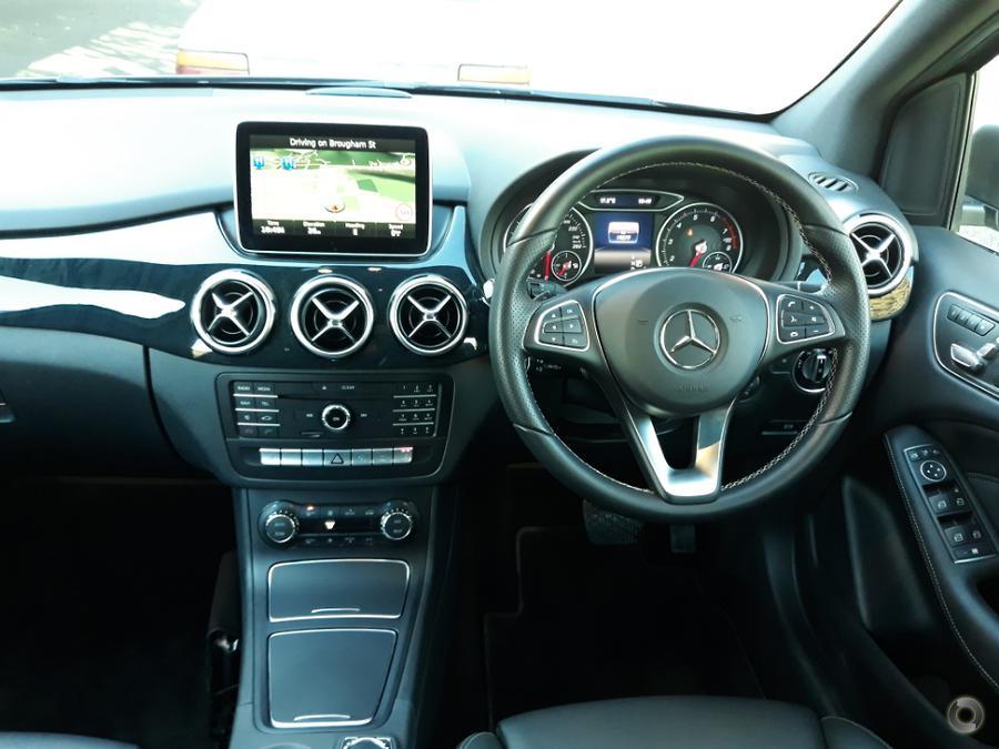 2016 Mercedes-Benz B 200 Sports Tourer