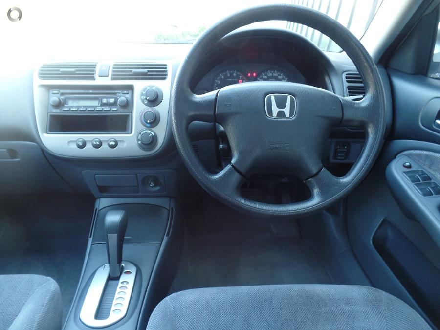 2002 Honda Civic GLi 7th Gen