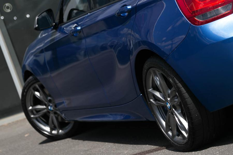 2012 BMW M135i