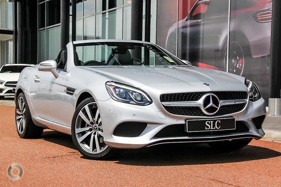 2018 Mercedes-Benz <br>SLC-CLASS