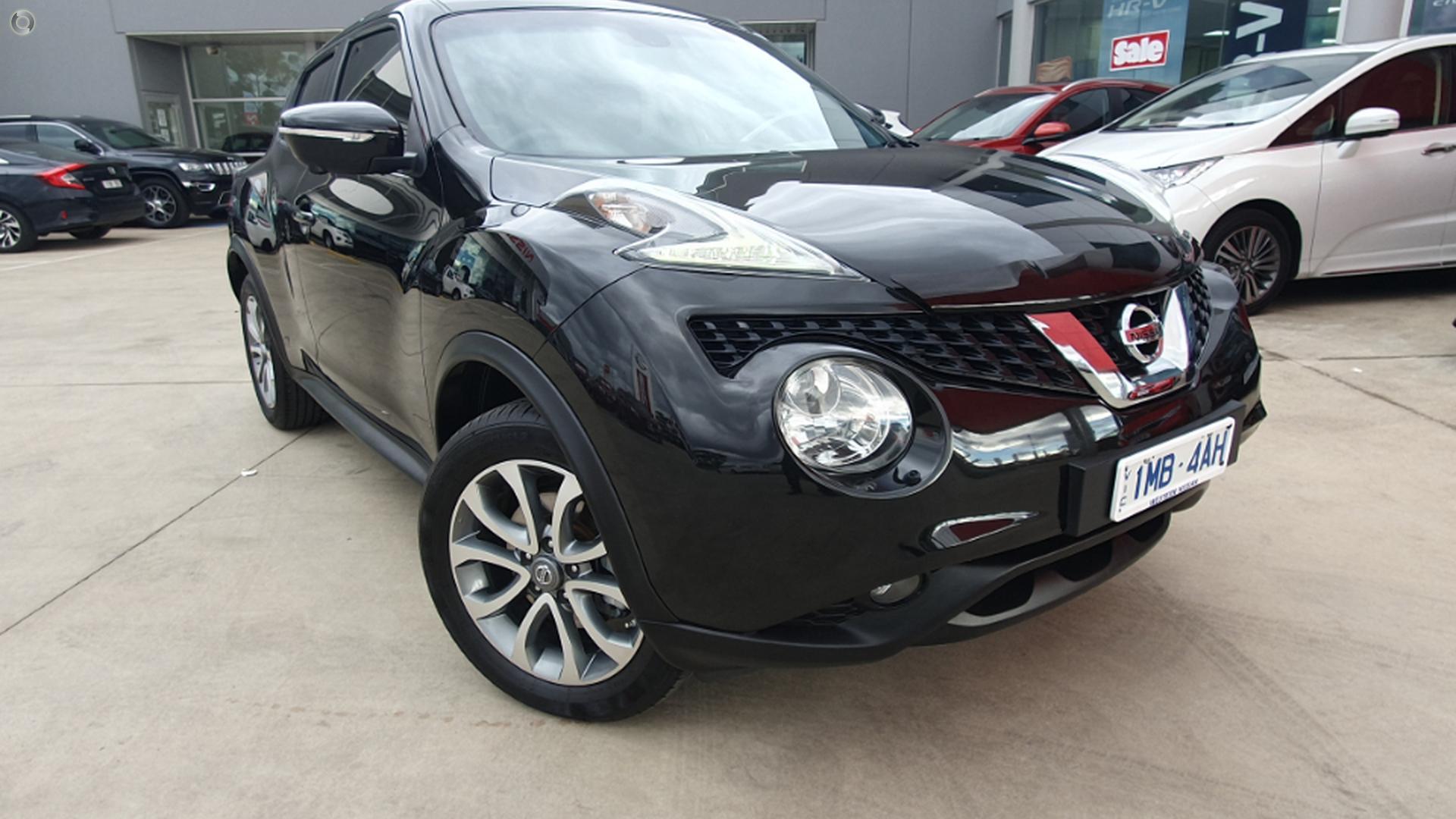 2016 Nissan JUKE Ti-S