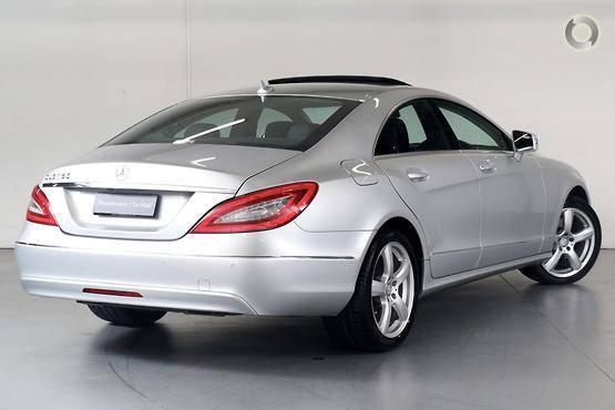 2013 Mercedes-Benz CLS 350 BLUEEFFICIENCY