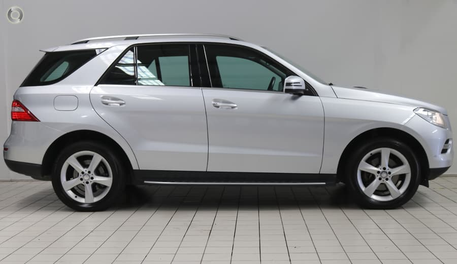 2013 Mercedes-Benz ML 250 CDI Wagon