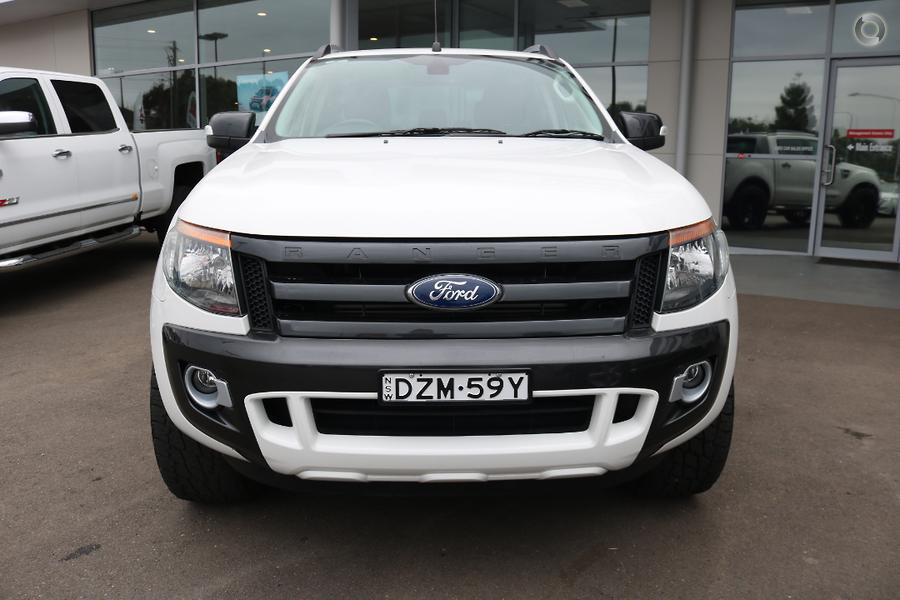 2015 Ford Ranger Wildtrak PX