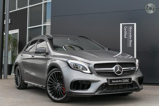 2018 Mercedes-Benz <br>GLA 45