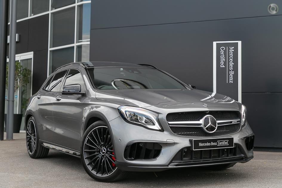2018 Mercedes-Benz GLA 45 Wagon