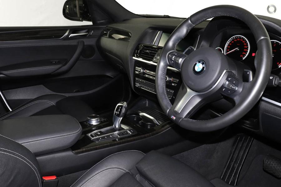 2017 BMW X4 xDrive20d