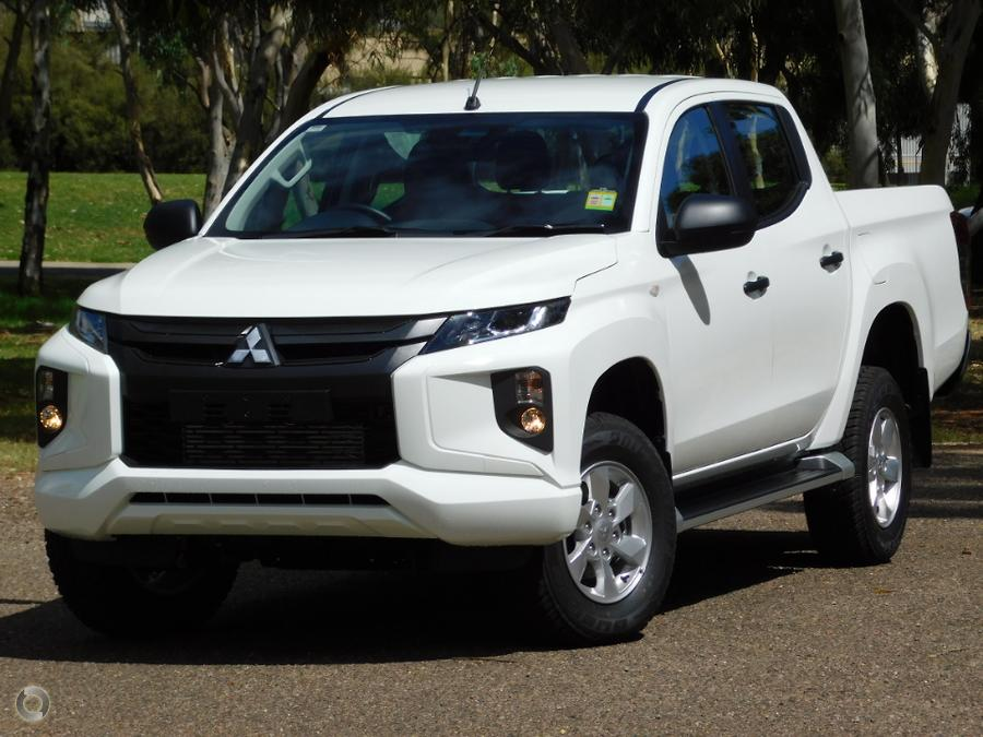2018 Mitsubishi Triton GLX+ MR