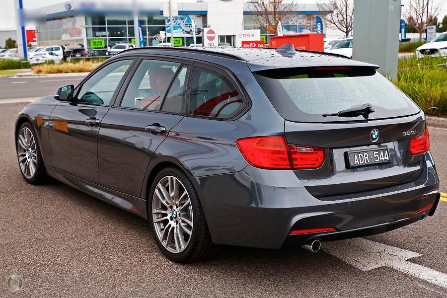 2015 BMW 320i M Sport F31