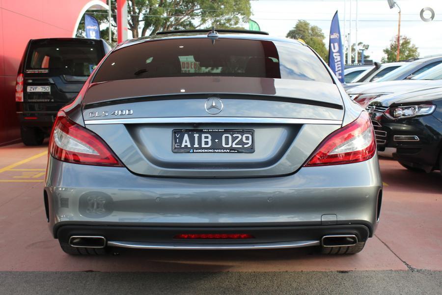 2016 Mercedes-Benz CLS400  C218