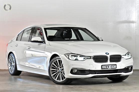 2018 BMW 320 d Luxury Line