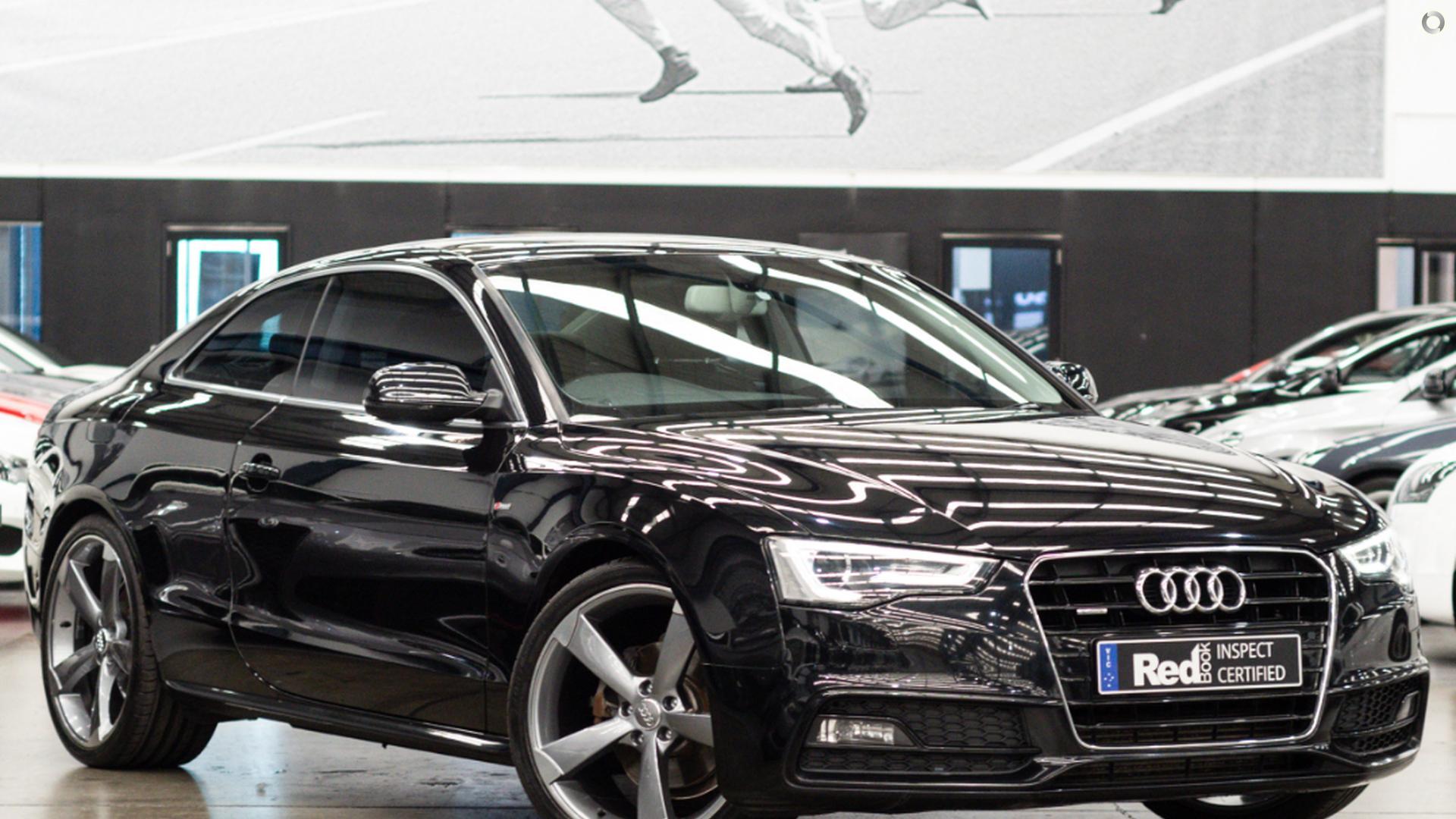2012 Audi A5 8T
