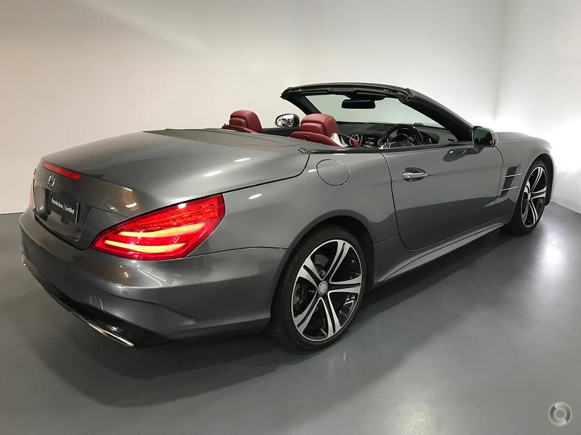 2016 Mercedes-Benz SL 500 Roadster