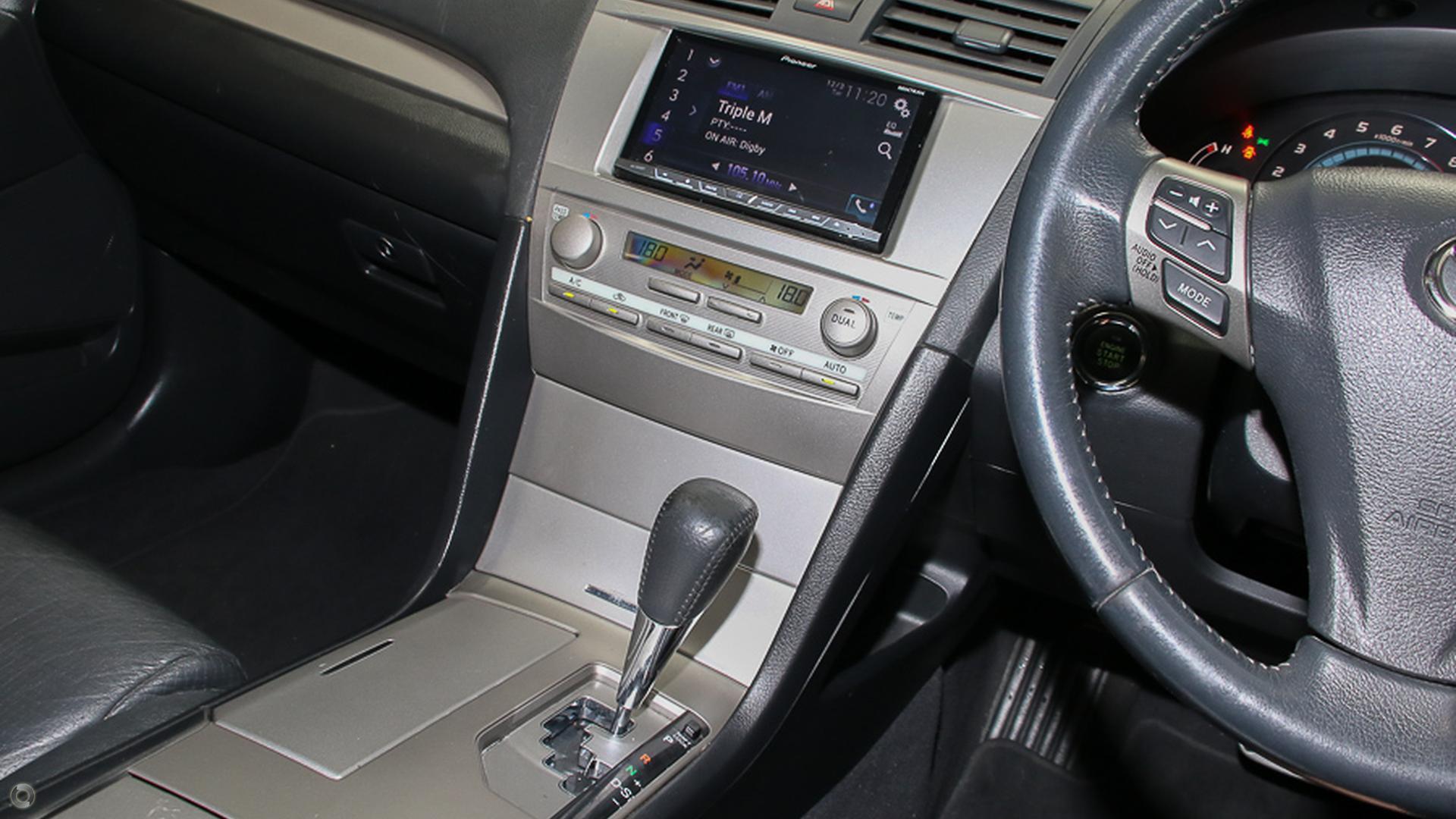 2006 Toyota Aurion Sportivo ZR6 GSV40R
