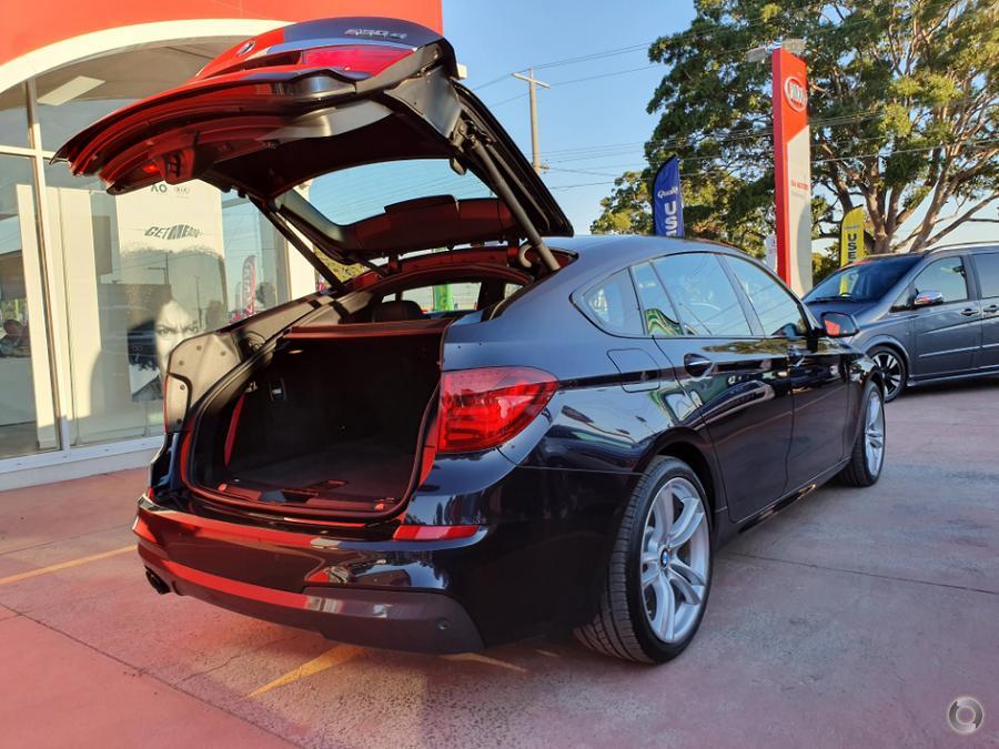 2013 BMW 530d M Sport F07 LCI