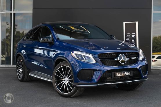2018 Mercedes-Benz <br>GLE 43
