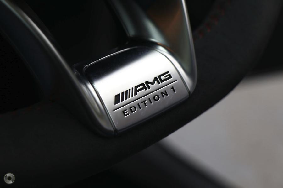 2016 Mercedes-Benz C63 AMG S W205