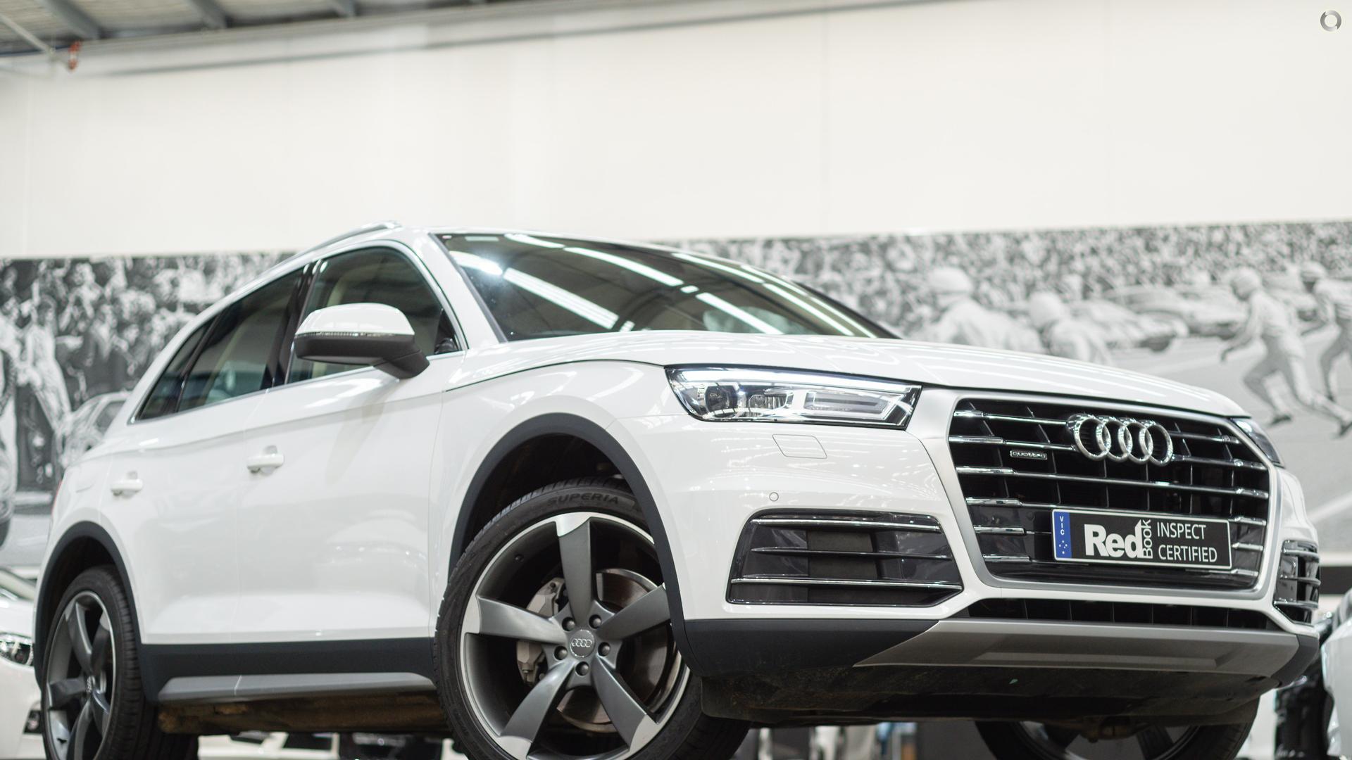 2017 Audi Q5 FY