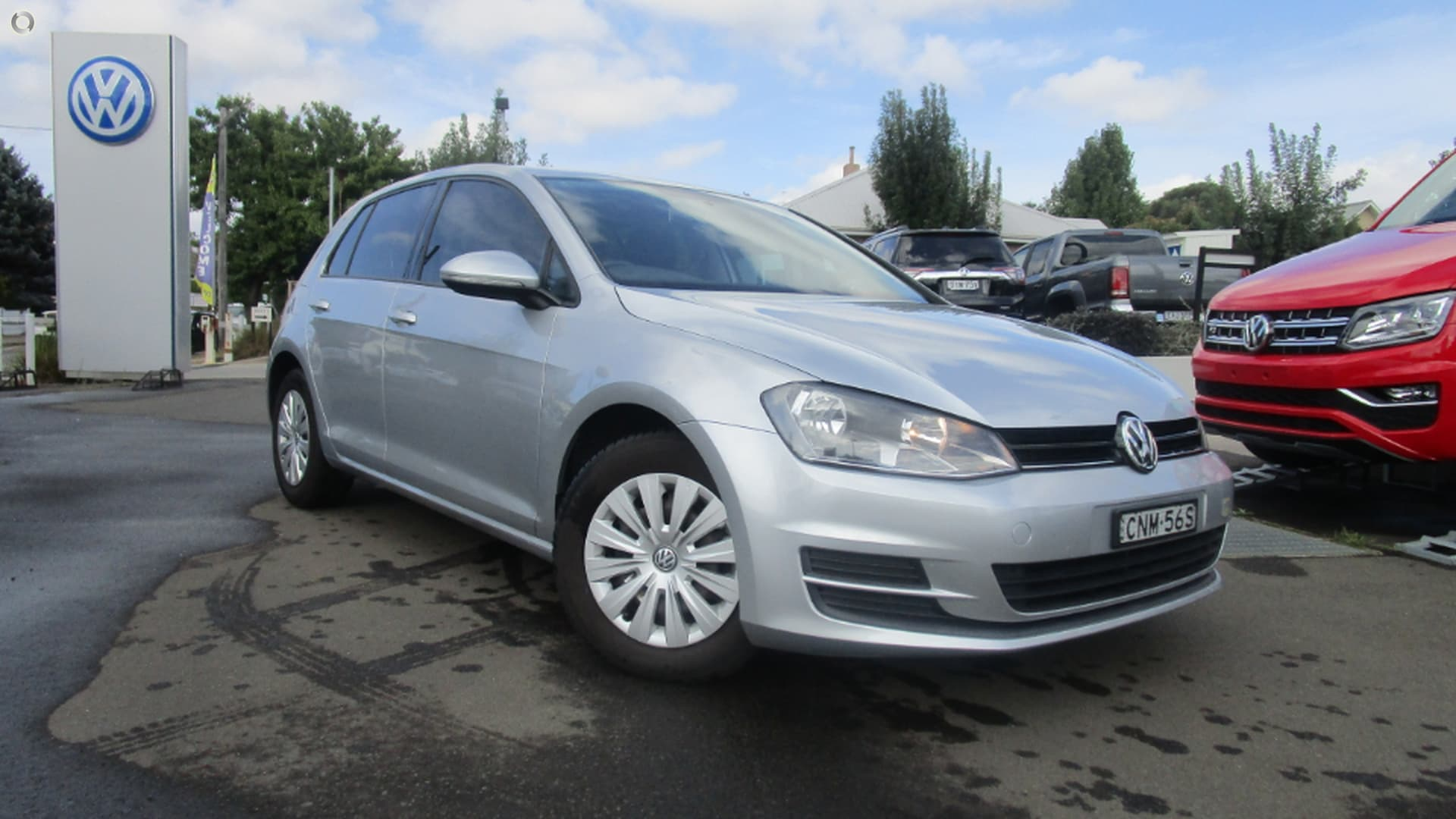 2013 Volkswagen Golf 7