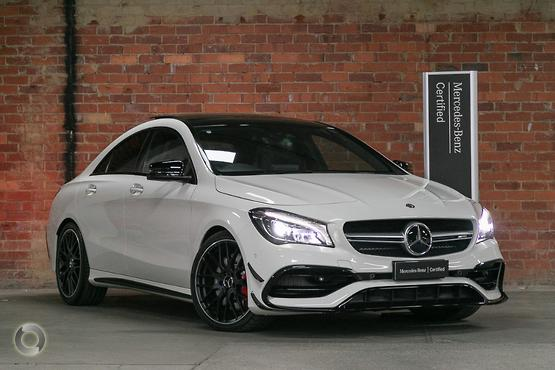 2016 Mercedes-Benz <br>CLA 45