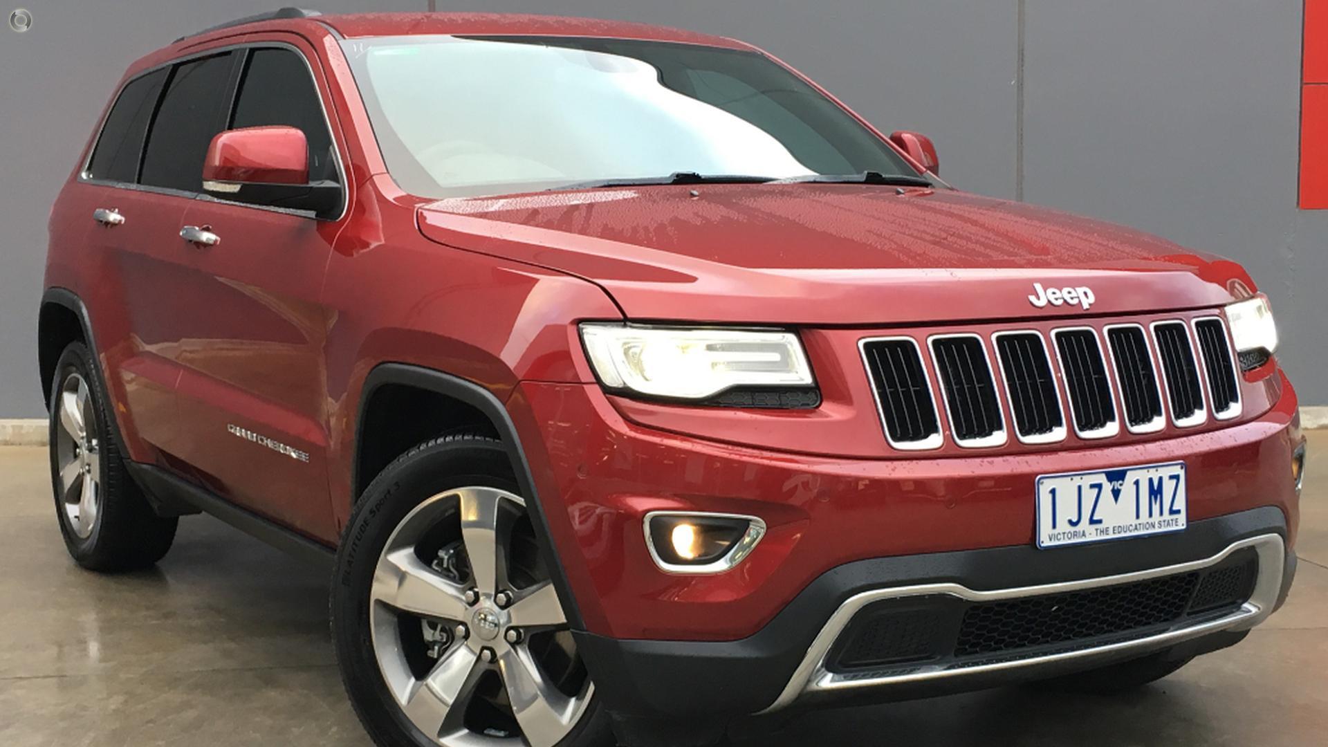2015 Jeep Grand Cherokee WK