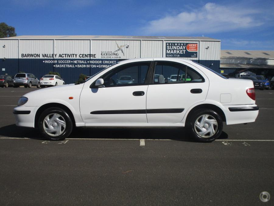 2002 Nissan Pulsar ST N16