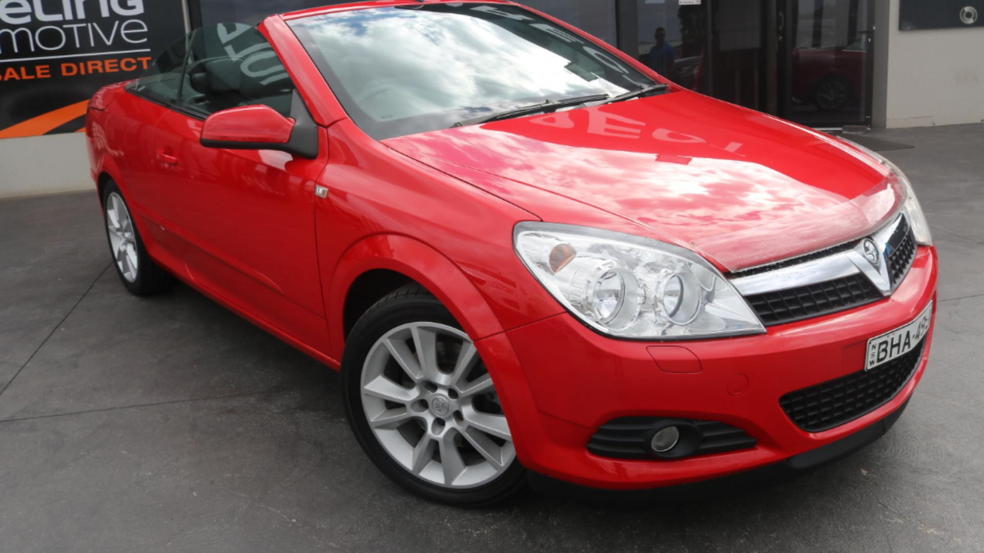 2008 Holden Astra Twin Top Ah Wakeling Automotive
