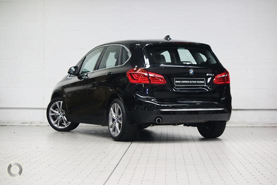 2017 BMW 218 d Luxury Line