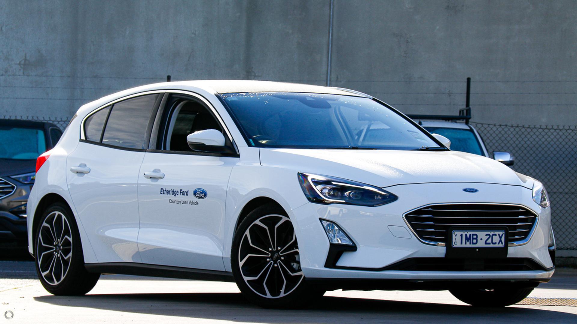 2018 Ford Focus SA