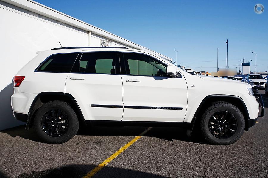 2012 Jeep Grand Cherokee Laredo WK