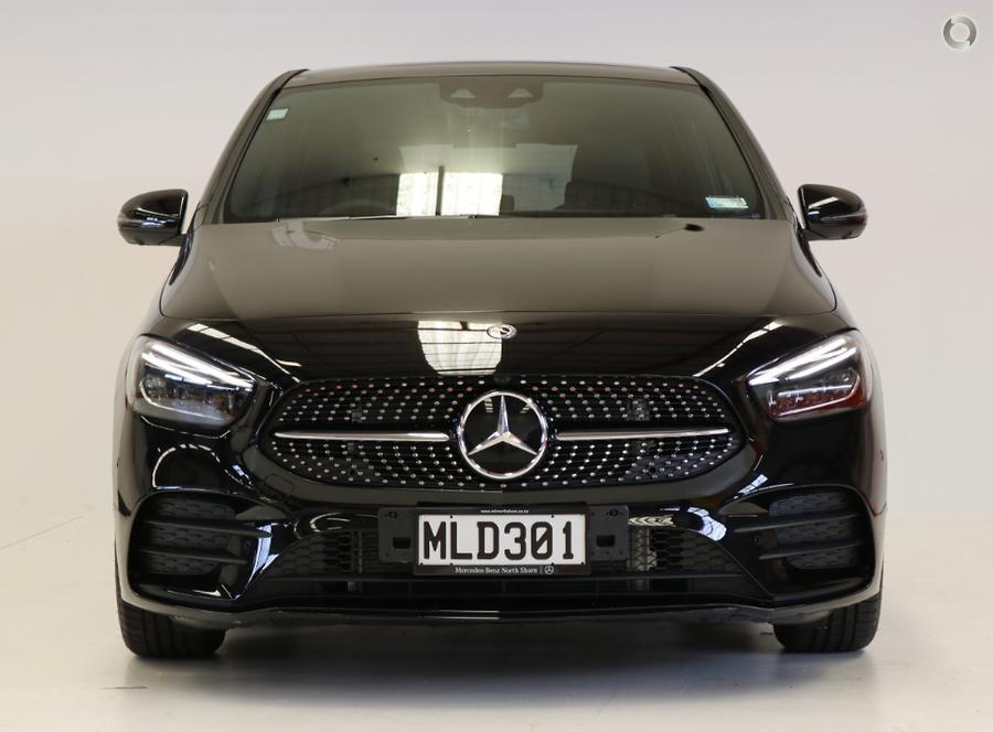 2019 Mercedes-Benz B 180 Sports Tourer