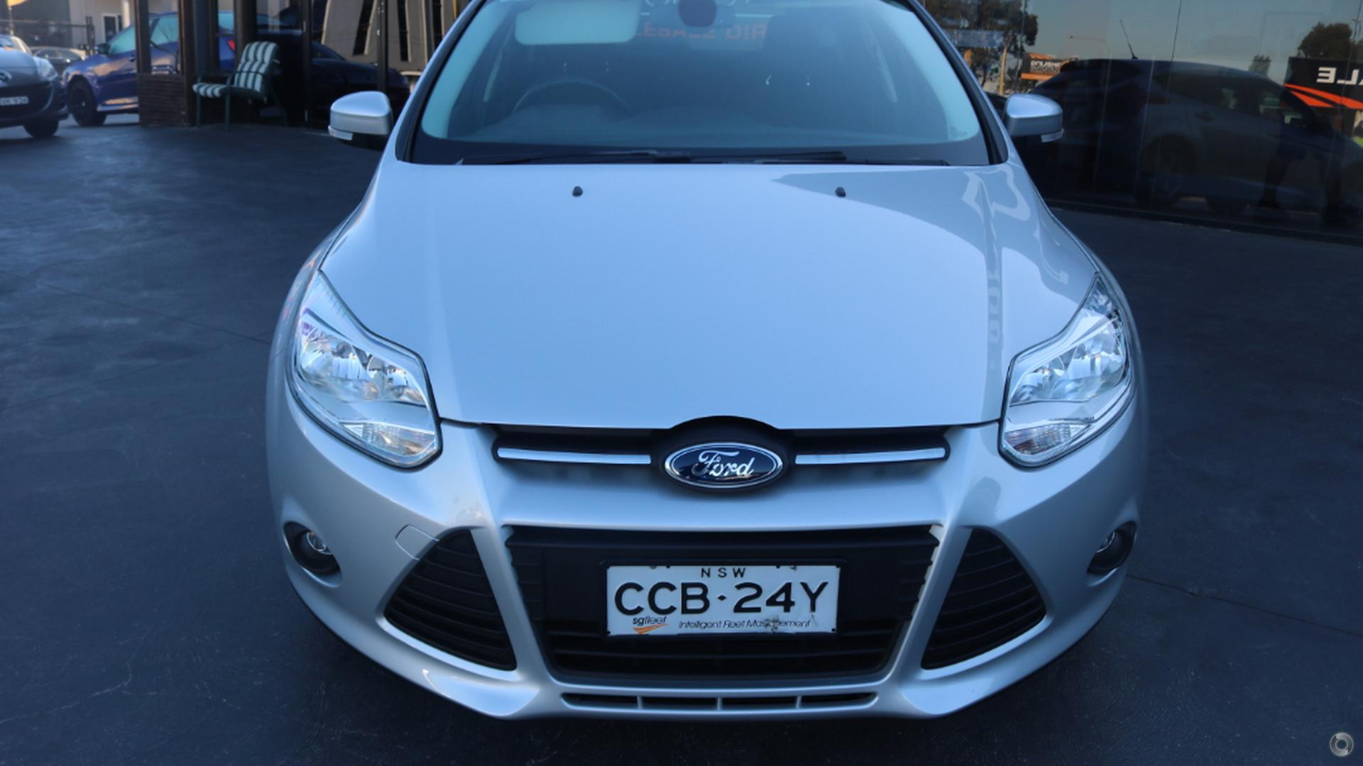 2015 Ford Focus Trend LW MKII