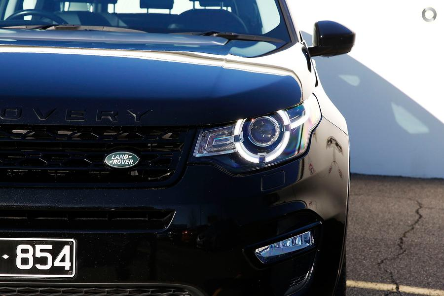 2016 Land Rover Discovery Sport SD4 HSE Luxury L550