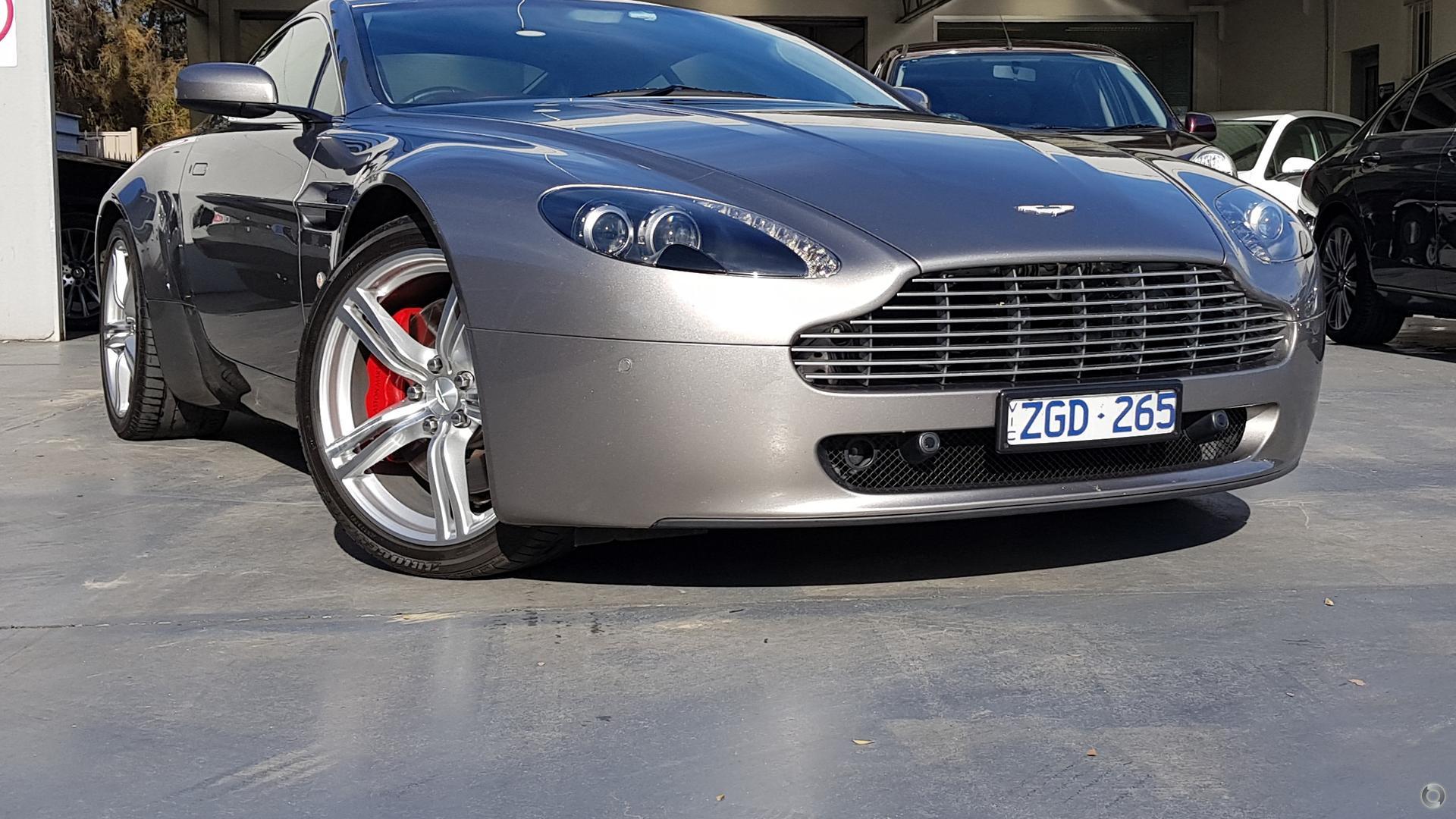 2008 Aston Martin V8 Vantage (No Series)