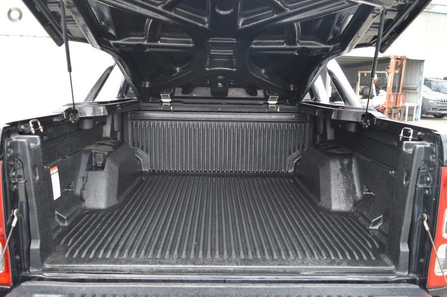 2016 Ford Ranger XLT Hi-Rider PX MkII