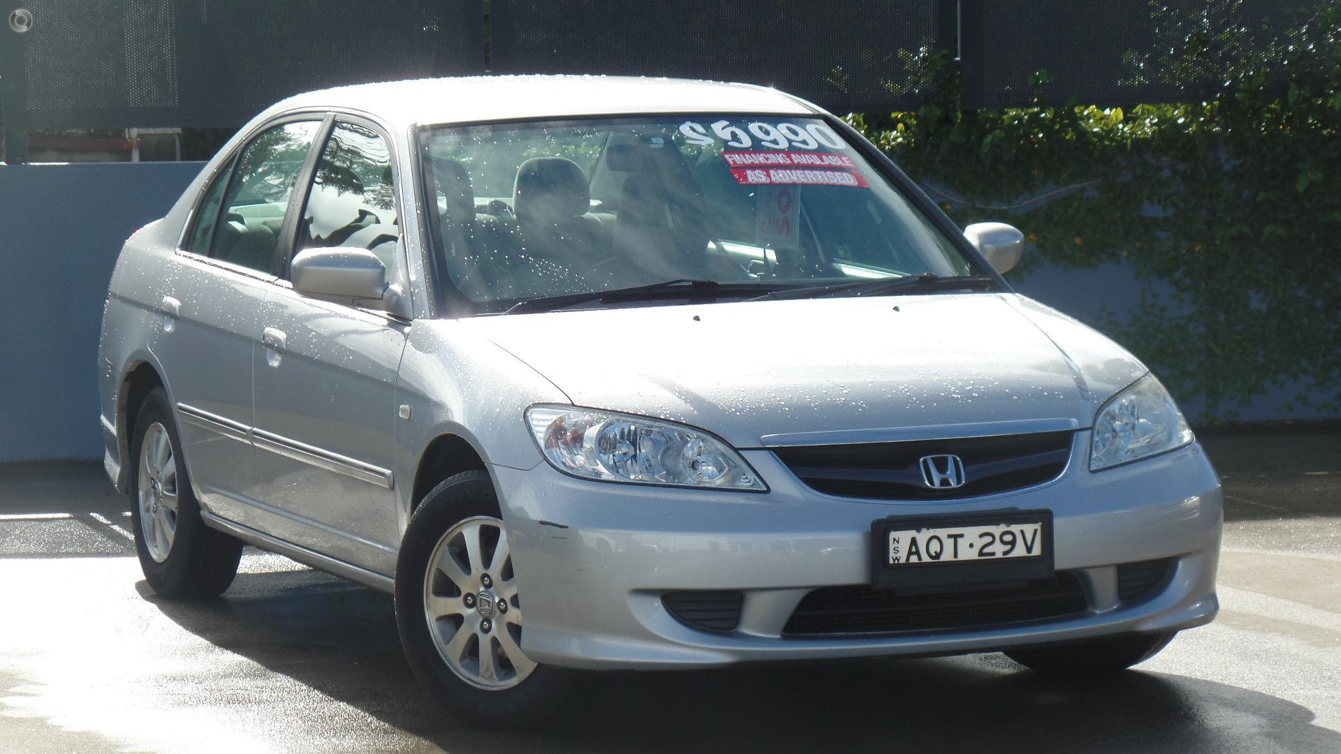 2004 Honda Civic 7th Gen