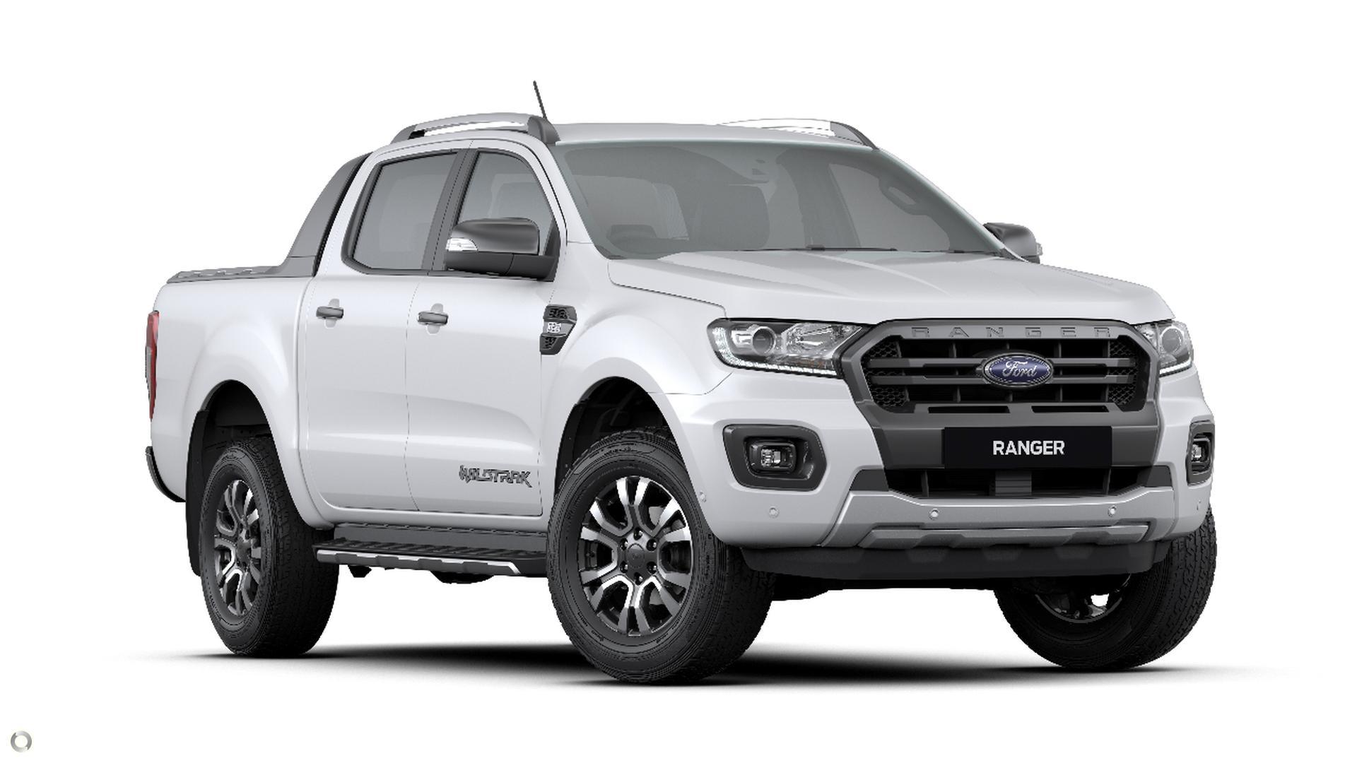2018 Ford Ranger Wildtrak PX MkIII
