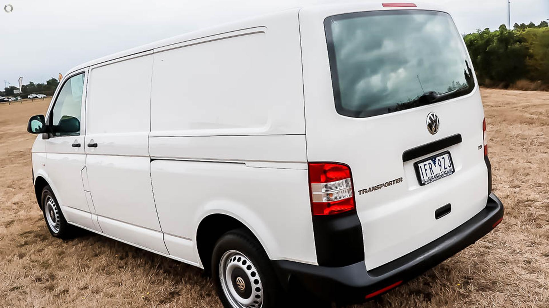 2015 Volkswagen Transporter TDI340 T6