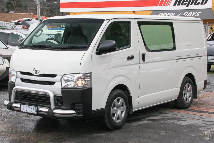 2017 Toyota Hiace  KDH201R