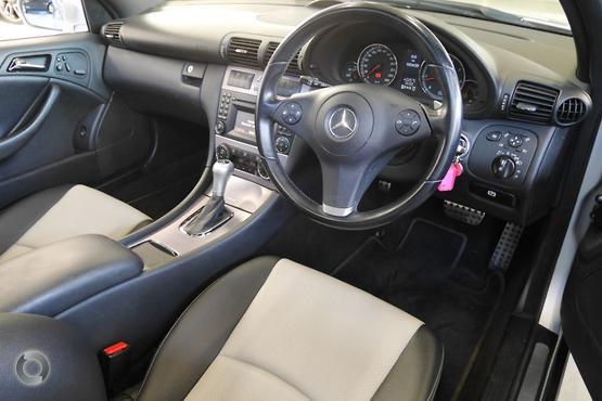 2010 Mercedes-Benz CLC 200 KOMPRESSOR