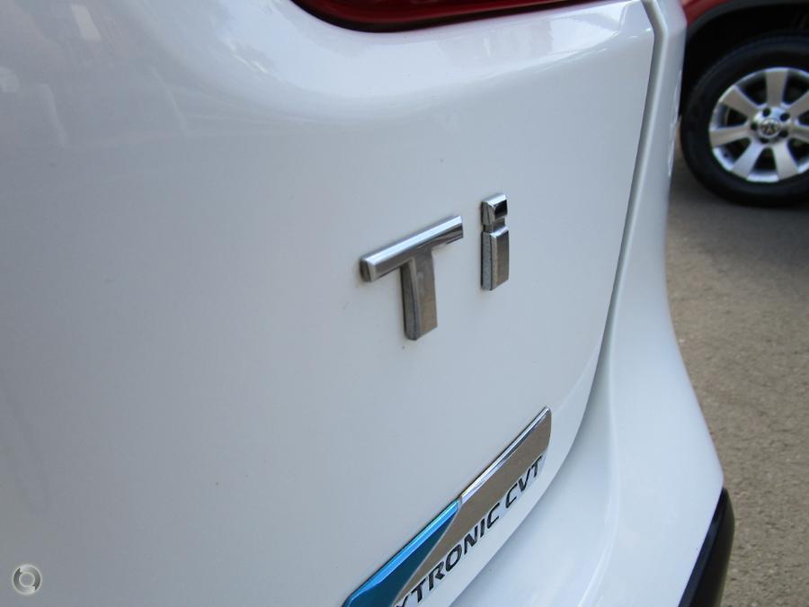 2011 Nissan Dualis Ti J10 Series II