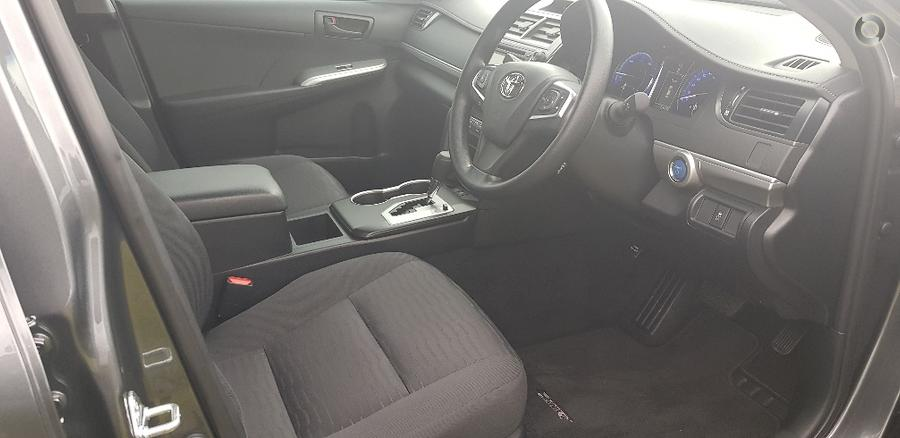 2017 Toyota Camry Altise AVV50R
