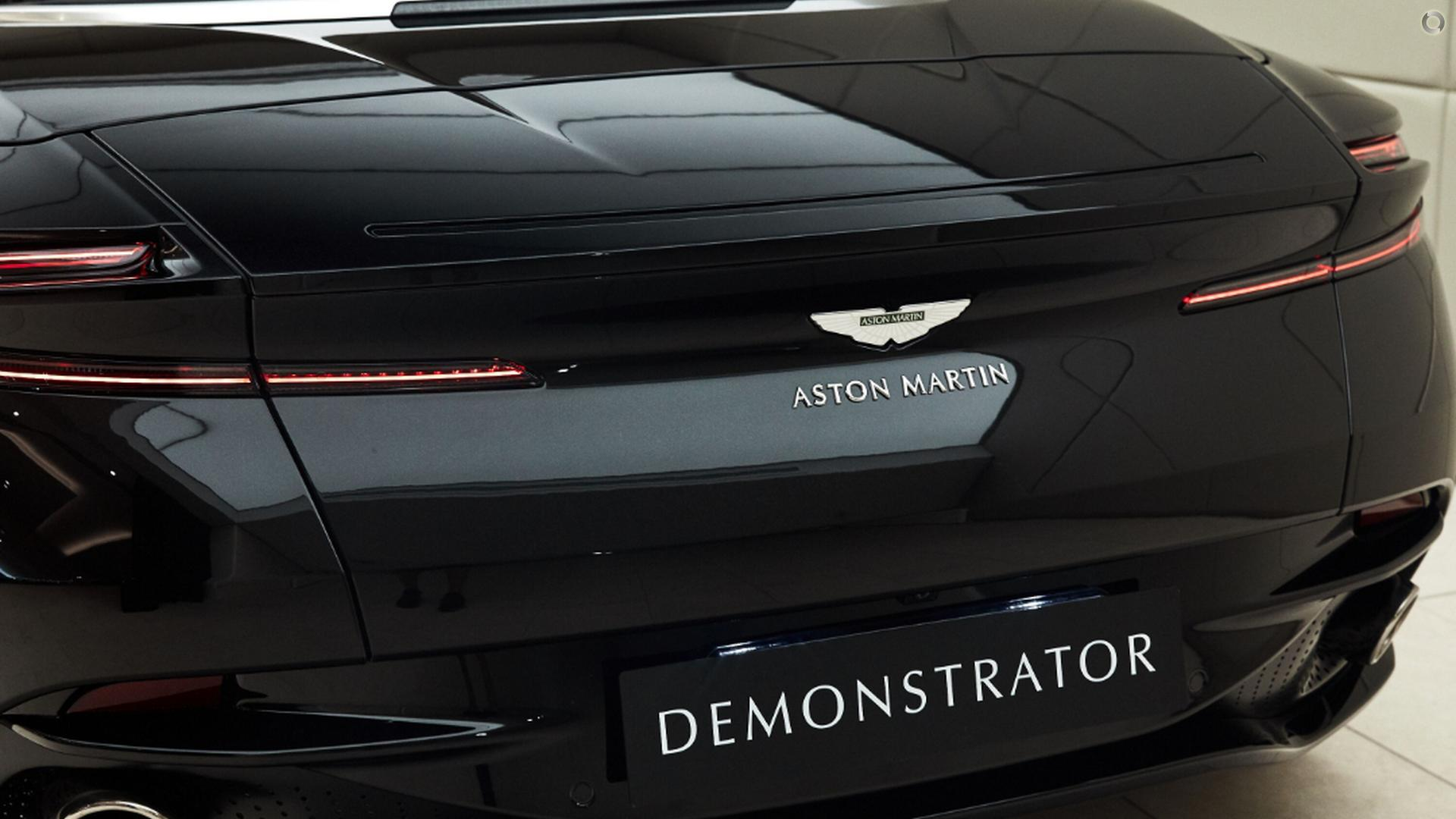 2018 Aston Martin DB11  (No Series)