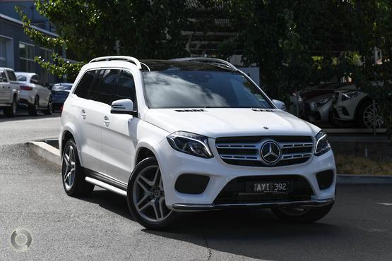 2018 Mercedes-Benz <br>GLS 350