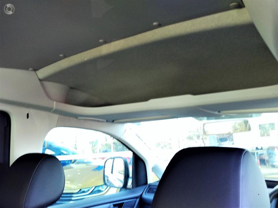 2018 Volkswagen Caddy TSI220 2KN
